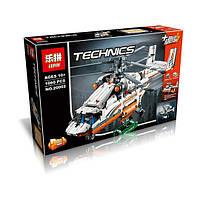 """Конструктор Lepin 20002 """"Грузовой вертолет"""" (аналог Lego Technic 42052), 1060 дет"""