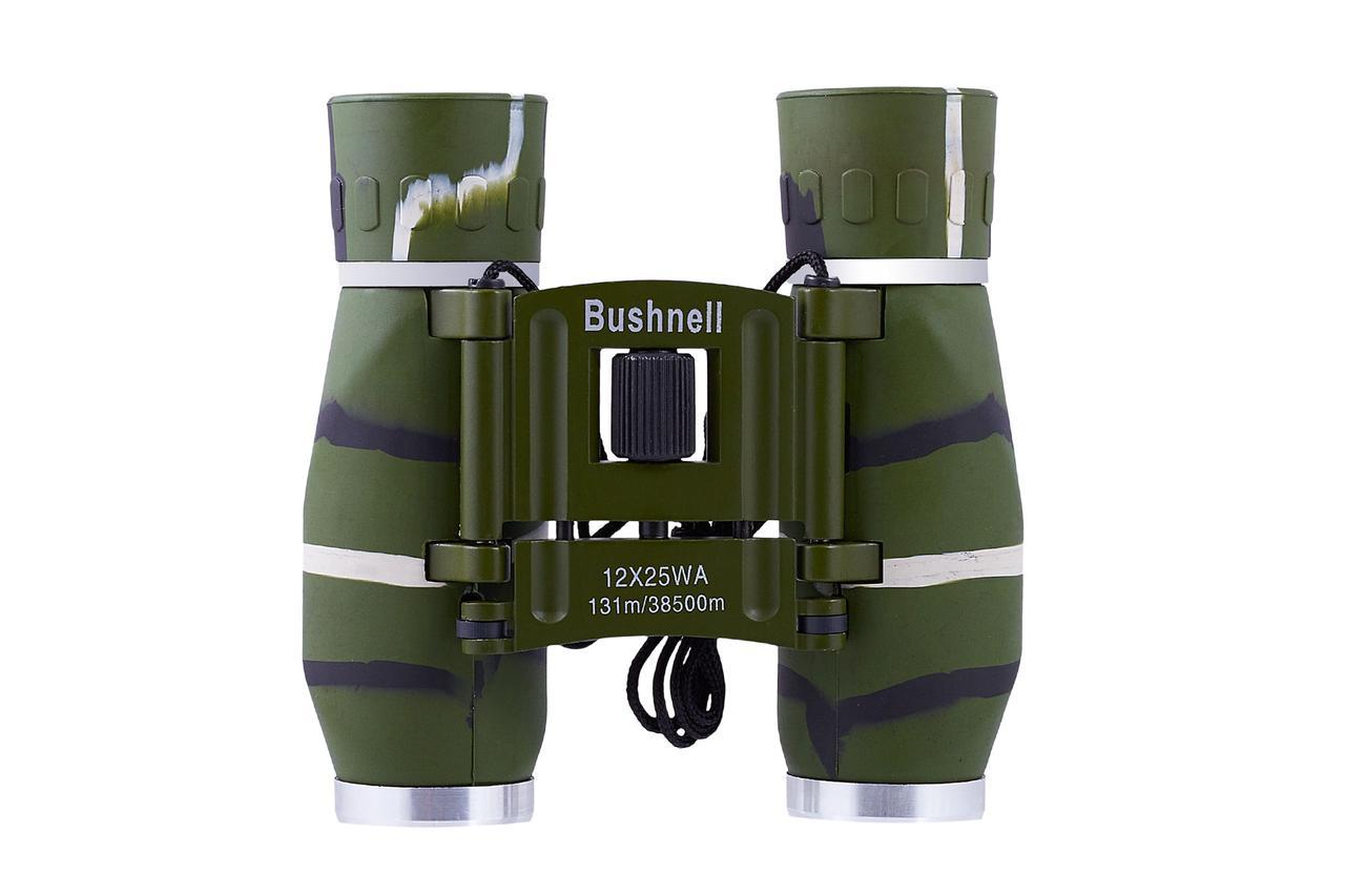 Бинокль 12х25 - BUSHNELL (green)