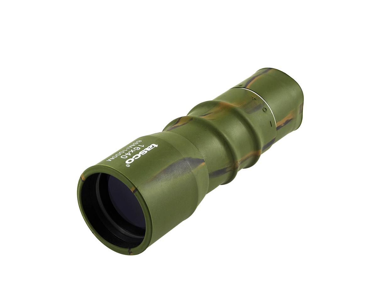 Монокуляр 16х40-TASCO (green) - mono