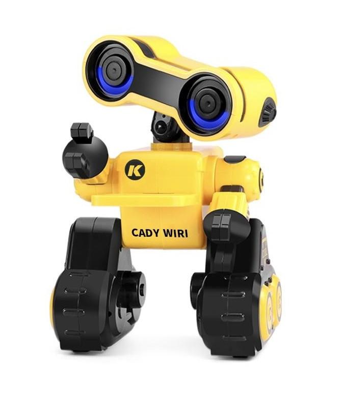 Робот JJR/C R13 CADY WIRI багатофункціональний робот на р/к Жовтий (SUN3682)
