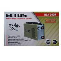 Инверторный сварочный аппарат Eltos ИСА-300И (MINI Пластиковый кейс)