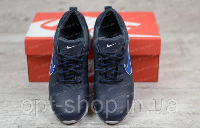 Кожаные кроссовки для мальчика