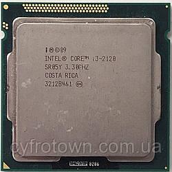 Процесор Intel Core i3-2120 3.3 GHz/5GT/s/3MB s1155