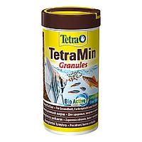 Сухой корм для аквариумных рыб Tetra в гранулах «TetraMin Granules» 250 мл (для всех аквариумных рыб)