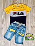 Детская футболка Fila, фото 2