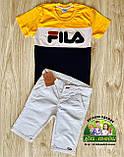 Детская футболка Fila, фото 3