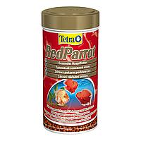 Сухой корм для аквариумных рыб Tetra в гранулах «Red Parrot» 250 мл (для попугаев)