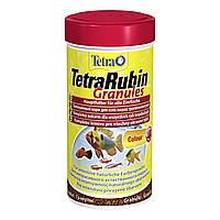 Сухой корм для аквариумных рыб Tetra в гранулах «TetraRubin Granules» 250 мл (для всех аквариумных рыб)