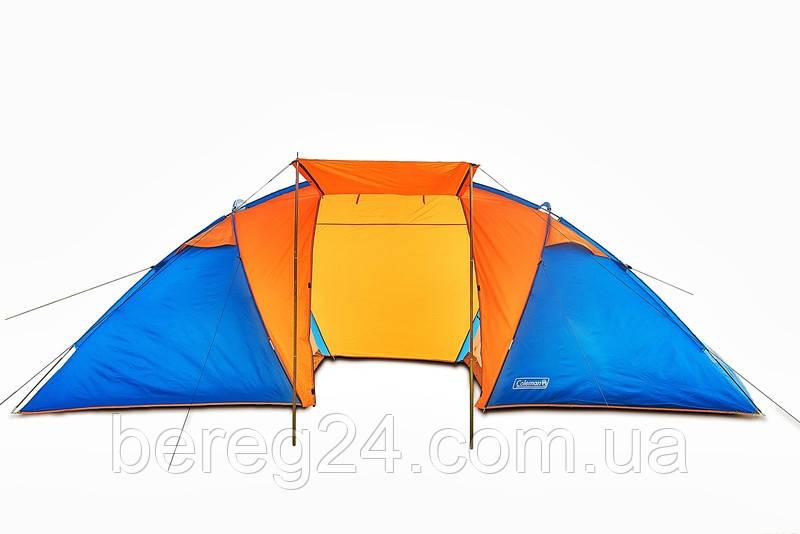 Палатка Coleman 1002 шестиместная