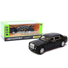 Машинка игровая металлическая автопром «Rolls-Royse» Ролс-Ройс 7687