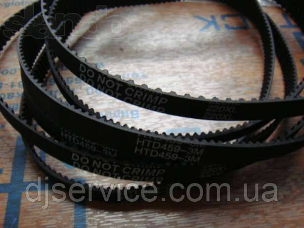 Ремень 91MXL HTD405-3m HTD255-3m HTD474-3m