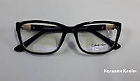 "Брендовые очки Кельвин Кляйн"", без диоптрий, оправа Calvin Klein"