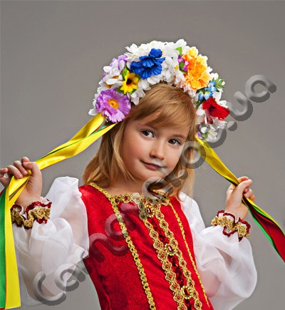 Венок Украиночки, цена 80 грн., купить в Одессе — Prom.ua ... - photo#35