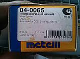 Цилиндр тормозной задний рабочий ЗТЦ Ваз 2101 2102 2103 2104 2105 2106 2107 Metelli 04-0065 Италия, фото 2