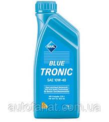 Моторное масло Aral BlueTronic 10W-40 1л (14F736)