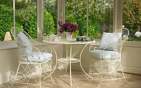 Металлические стулья для кафе без обивки