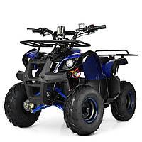 Электроквадроцикл Profi HB-EATV синий 1000D-4(MP3)