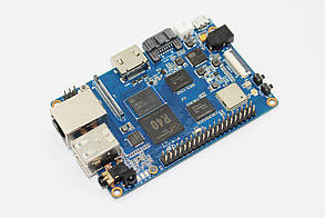"Мини-ПК Banana Pi BPI-M2 Ultra 2GB RAM Wi-Fi ""Over-Stock"" Б/У"