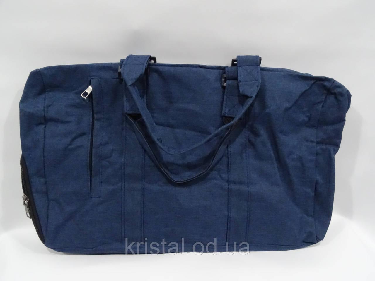 """Дорожня сумка 48*30 см серії """"Premium"""" №7073"""