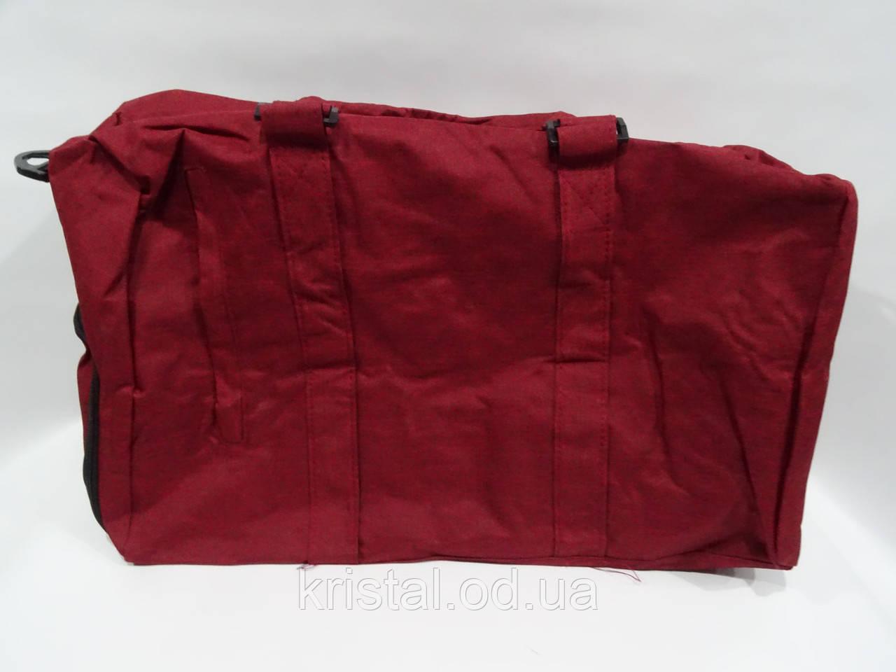 """Дорожня сумка 48*30 см серії """"Premium"""" №7074"""