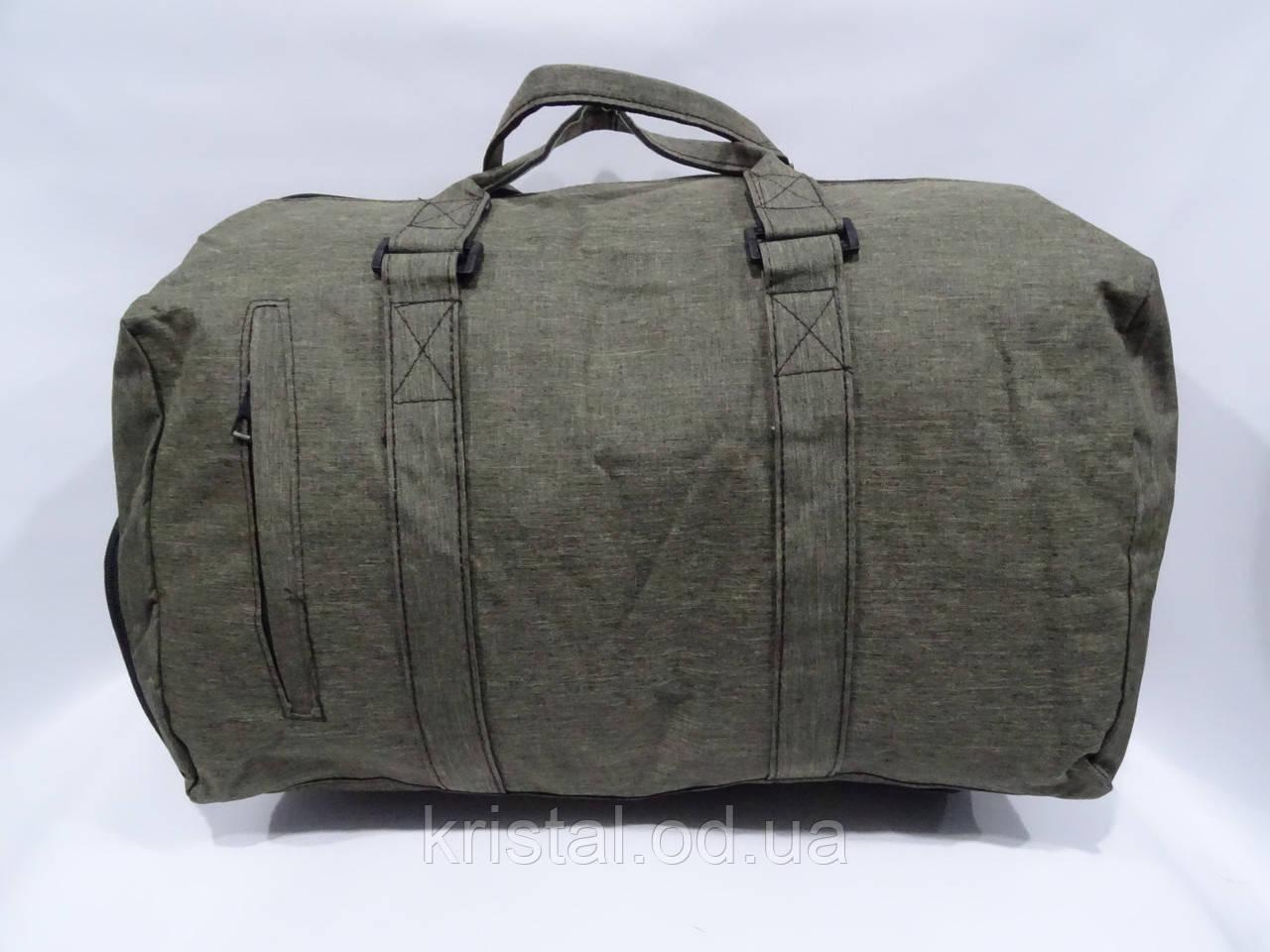 """Дорожня сумка 48*30 см серії """"Premium"""" №7076"""