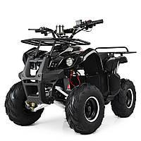 Электроквадроцикл Profi HB-EATV черный 1000D-2(MP3)