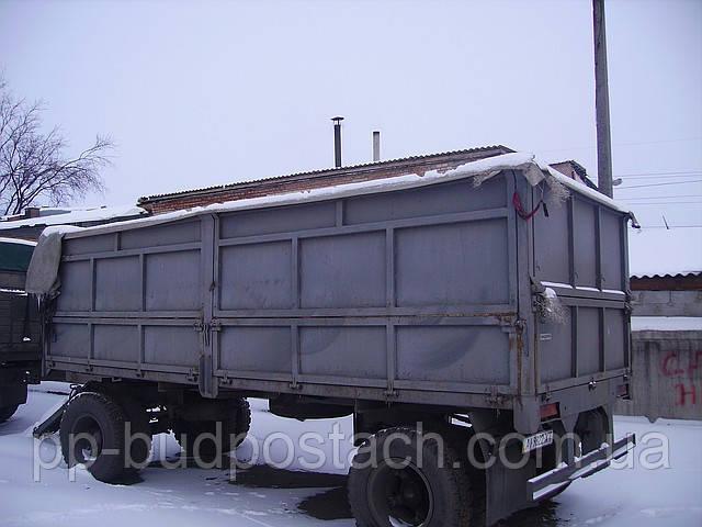 Кузов грузовика, Кузова на зерновозы, Кузов зерновоз