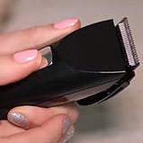 Машинка триммер для стрижки волос и бороды на аккумуляторах ROTEX RHC150-S, фото 3
