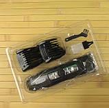 Машинка триммер для стрижки волос и бороды на аккумуляторах ROTEX RHC150-S, фото 4