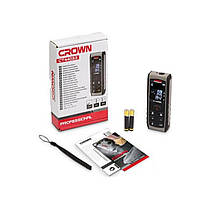 Дальномер лазерный Crown СТ44033, фото 3