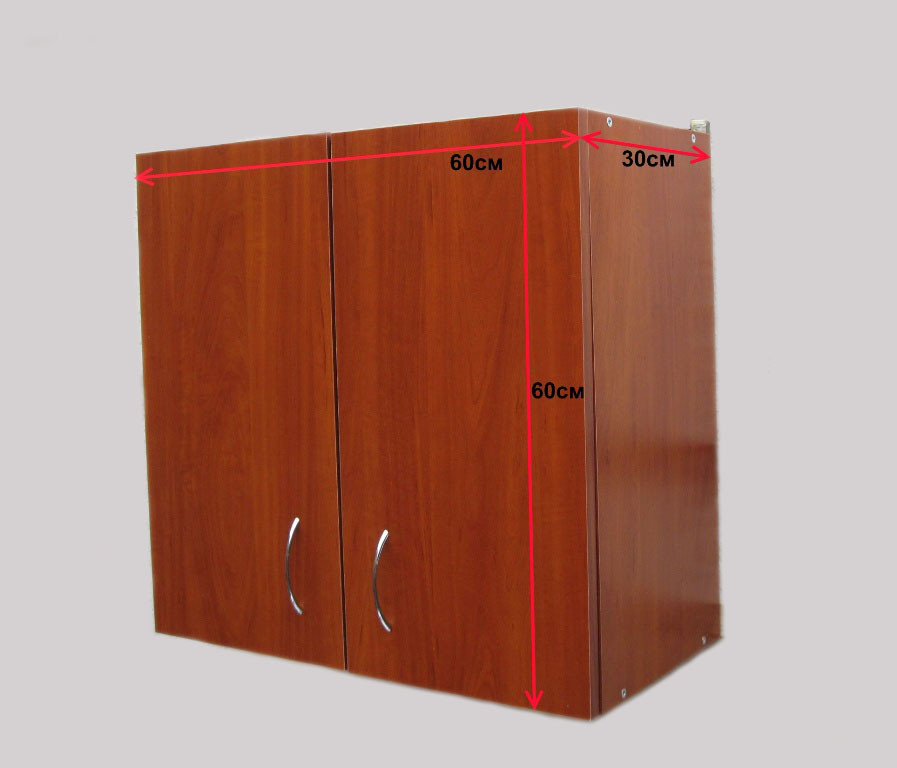 Шкафчик навесной 60на60х30