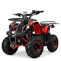 Электроквадроцикл Profi HB-EATV красный 1000D-4(MP3)