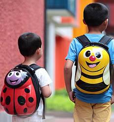 Дошкольные рюкзаки, сумки