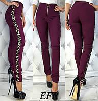 Женские лосины джинс, фото 1