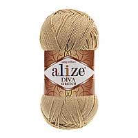 Alize Diva Stretch бежевый № 368