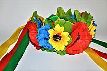 Венок из цветок на голову