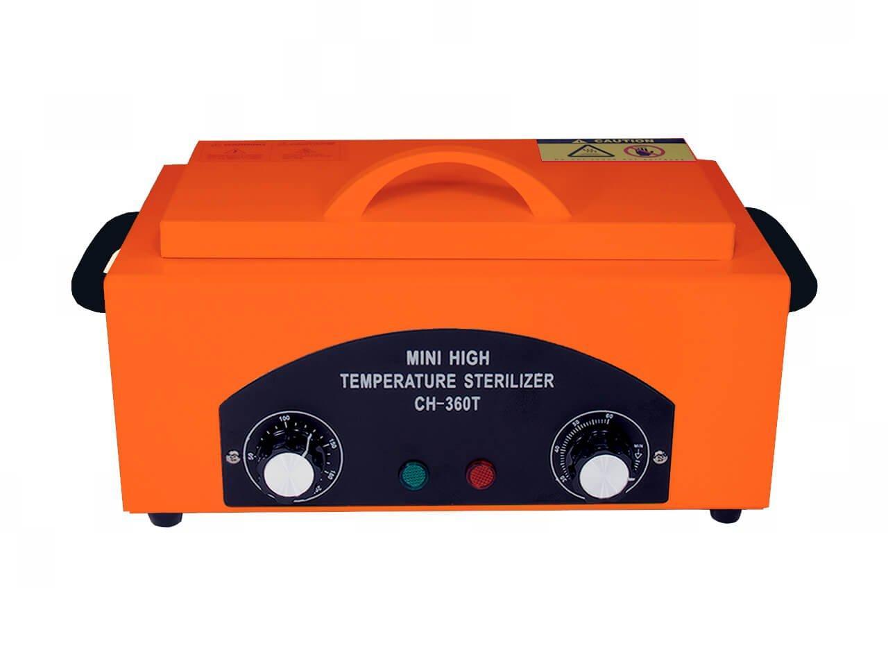 Сухожаровой шкаф для стерилизации CH - 360 T оранжевый