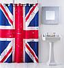 Шторка для душа ванной Британский флаг