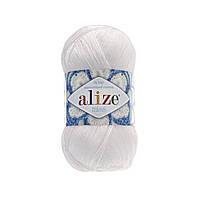 Alize MISS белый № 55
