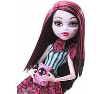 Кукла Дракулаура из серии Скарнавал,Monster High Scarnival - Draculaura
