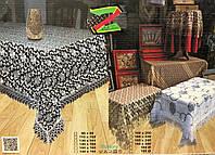 Скатерть гобеленовая на стол 160*220 ZELAL