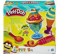 Плей-Дох Инструменты мороженщика Play-Doh Ice Cream Sundae Set