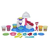 Плей-Дох Игровой набор пластилина Сладкая вечеринка Play-Doh Cake Party