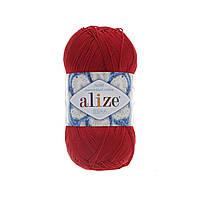 Alize MISS красный № 56