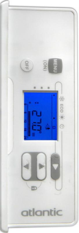 Бытовой электрический конвектор Thermor CHG–3 PACK0 2000 Вт Soprano (серия HD-0) управление