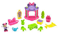 Fisher-Price Disney Minnie Magical Sweet Home Garden Picnic Пикник Минни