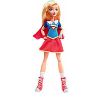 "DC Супер герои Супергёрл Super Hero Girls Supergirl 12"" Action Doll, фото 1"