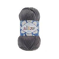 Alize MISS темно-серый № 476