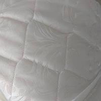 Ткань стёганая для матрасов ширина 2,15 метра сублимация 1004-белая