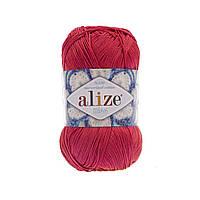 Alize MISS гранатовая роза № 366